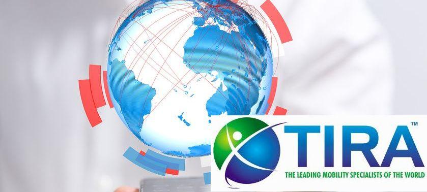TIRA The international relocation associates Logo