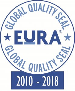 Eura quality seal 2010-2018 start-up services